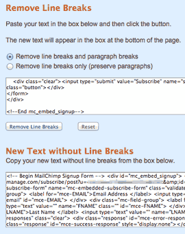 removing-linebreaks-from-subscription-form-html-code