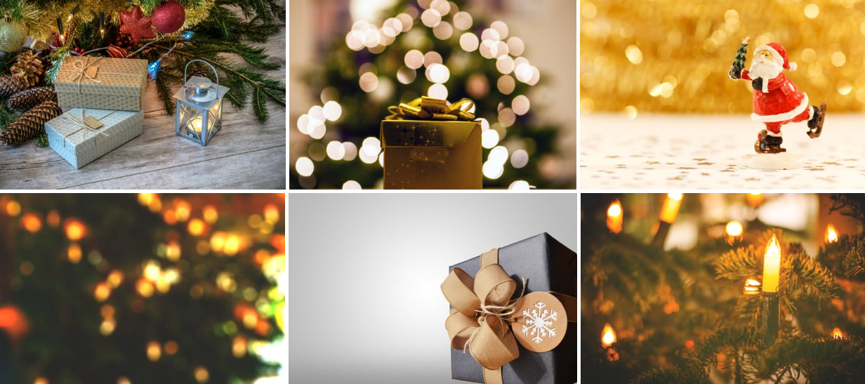 free Christmas resources pexels images