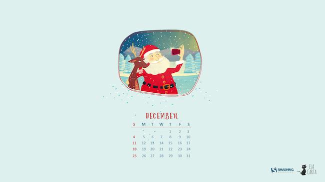 free Christmas resources smashing calendar