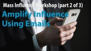 Part 2 - Email Influence