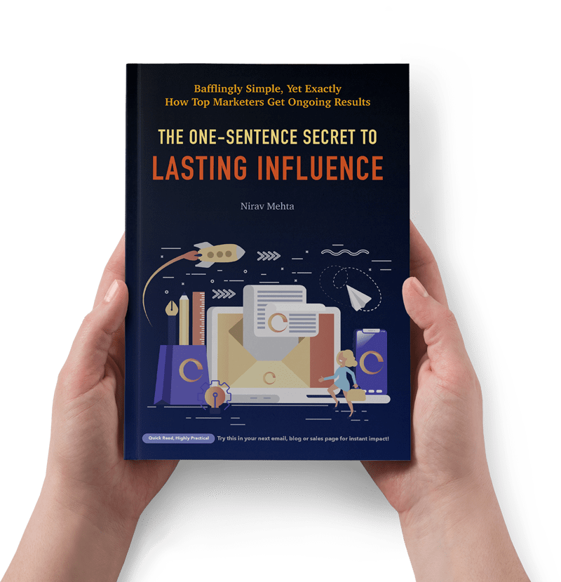 The One Sentence Secret to Lasting Influence
