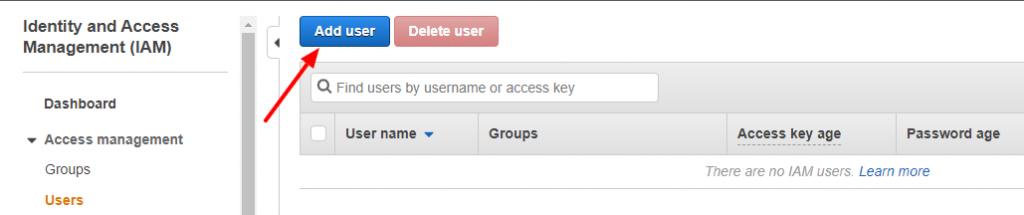 Add user